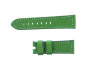 Hermes Style Preshrunk Calf 22/22 Short in Lime Green