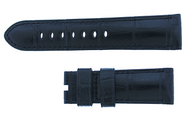 Panerai OEM Black Alligator 24/22 2