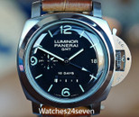PANERAI PAM 270 J GMT 10 DAY MOVEMENT 1950 CASE 44mm