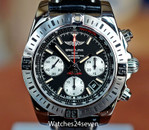BREITLING CHRONOMAT 41 Automatic Chronograph AIRBORNE SPECIAL EDITION