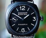 "Panerai PAM 292 Radiomir Black Seal ""No Pig"" Dial, Ceramic 45mm"