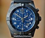 Breitling Chronospace Evo Night Mission Quartz Chronograph