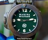 Ennebi Bronze Marina Militare 1000 Meter LTD 46mm