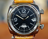 Panerai PAM 46 Radiomir GMT Alarm White Gold LTD 40mm