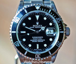 Rolex Submariner Stainless Steel 40mm Ref 16610 Series Z Circa 2007