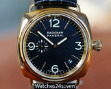 Panerai PAM 103 Radiomir Rose Gold Automatic Date 40mm