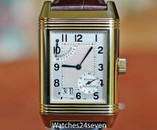 JAEGER-LECOULTRE REVERSO GRANDE DATE w POWER RESERVE 8 DAYS