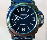 Panerai PAM 01 C Luminor Marina Stainless Steel 44mm