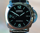 Panerai PAM 312 Luminor Marina Automatic 3days Steel 44mm