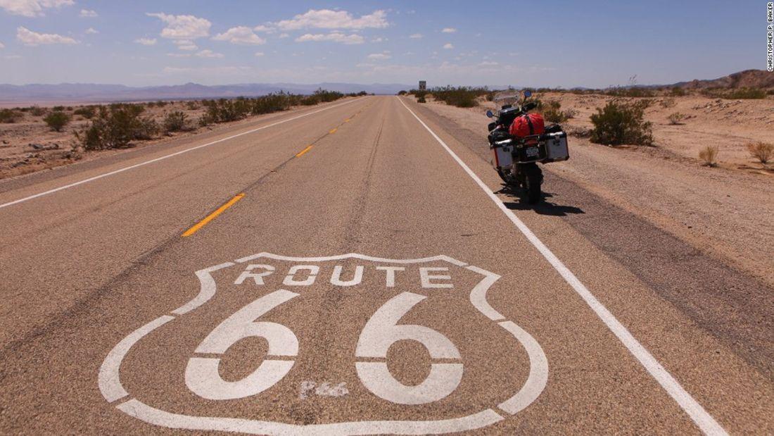Route 66 Tourism