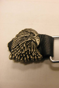 Eagle Head Beaded Vest Extender