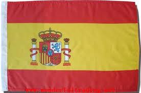 Spain 3x5 Flag