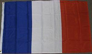 France 3x5 Flag