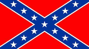 830073 Rebel 3'x5' Polyester Flag
