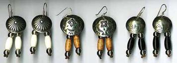 Earrings - 2 strand