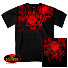 Over the Top Skull T-Shirt
