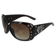 Black Wing Sunglasses