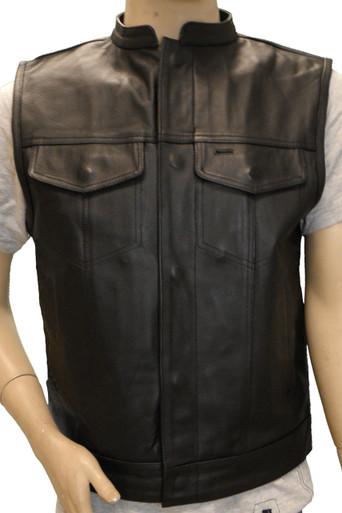 Men's Cowhide Vest
