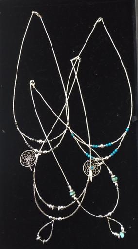 Navajo Dream Weaver  Necklace