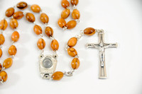 Catholic Rosary with Water