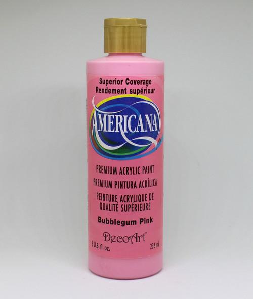 DecoArt Acrylic Paint Pink 8 Ounce