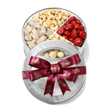 austiNuts Tin Filled with Assortments Nuts & Sweets