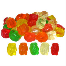 austiNuts mini verison of everyones favroite gummi bears!   Price per 1lb.