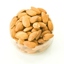 Fresh Dry Roasted Nuts Almonds
