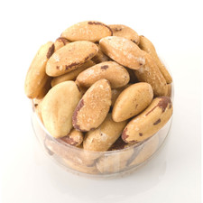 austiNuts Brazil nut packs more than 100 percent of the daily value for the mineral selenium, which may help prevent certain cancers.  Provides You With: Protein, Dietary Fiber, Folates, Niacin, Thiamin, Vitamins A, C & E-gamma, Calcium, Copper, Iron, Magnesium, Manganese, Phosphorus, Zinc