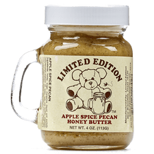 austiNuts carries Limited Edition® - Apple Spice Honey Butter to help you complete your perfect gift basket, care package, or if you are looking for a great quality Texas product.