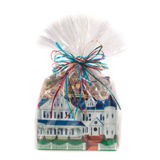 austiNuts has created a great gift for Realtors! This is a great house warming gift for new home buyers. Go to the closing with this gift and everyone will have a smile on their face.