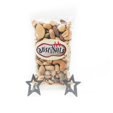 Lone Star Nut Mix contains: