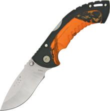 Buck Folding Omni Hunter 10PT - Mossy Oak Blaze Camo