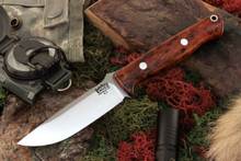 Bark River Gunny Desert Ironwood Burl #1 - A2