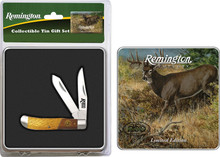 Remington  Trapper 200th Anniversary Tin