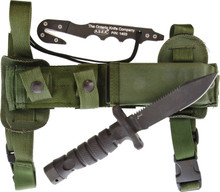 Ontario ASEK Survival Knife - SECOND