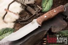 Bark River Knives Bravo 1.25 S35VN Eucalyptus Burl
