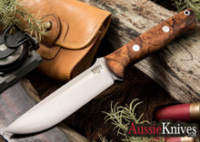 Bark River Knives: Bravo 1.25 - Desert Ironwood Burl