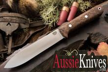 Bark River Kephart 4V - 5 Inch Eucalyptus Burl #1