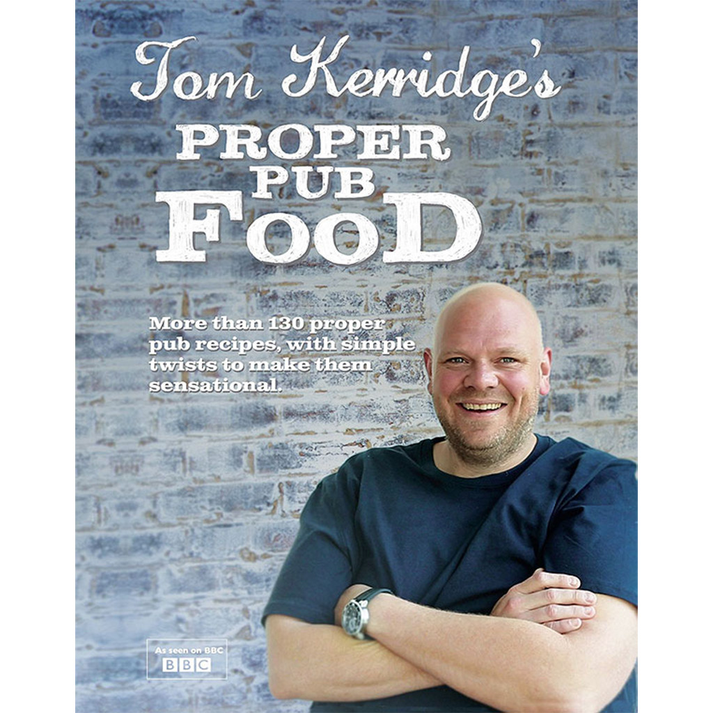 Tom kerridges proper pub food infusions tom kerridges proper pub food forumfinder Choice Image