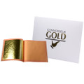 Edible Gold Leaf Transfer Sheets 23ct x 25