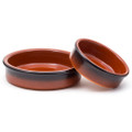 Terracotta Tapas Dish 12cm Or 9cm