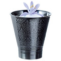 Barok Glass Jar Black 14cl