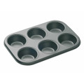 Master Class Non-Stick Six ole Deep Baking Pan