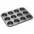 Master Class Non-Stick Twelve Hole Deep Making Pan