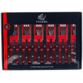 Viners Steak 12 Piece Knife & Fork Set Giftbox