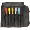 Mercer 6 Piece Silicone Plating Brush Kit