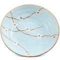 Plum Flower Design Plate