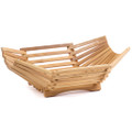 Bamboo Serving Basket