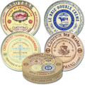 Creative Tops Gourmet Cheese Set Of 4 Cheese Plates
